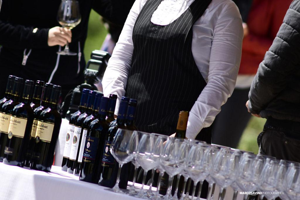 Borgo del Cabreo, relais di charme, inaugurazione con i vini della tenuta