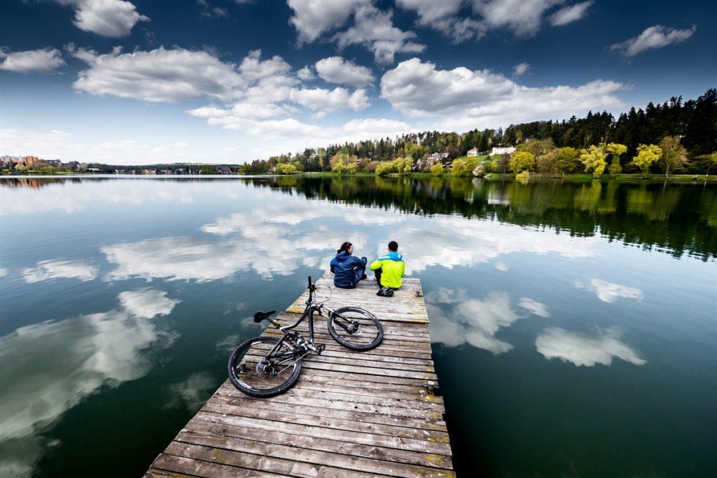 Cechia in bici_