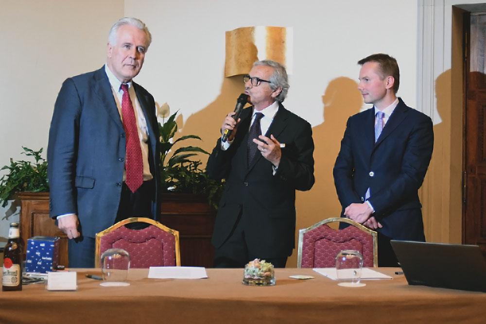 Giani Conf. stampa Repubblica Ceca