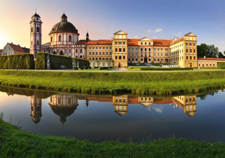 Repubblica Ceca tra Barocco boemo, castelli ed escursioni in bicicletta