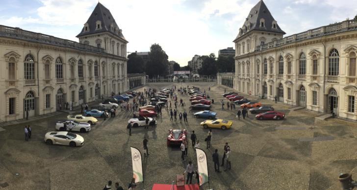 Al via la 3ª edizione del Salone dell'auto di Torino completamente all'aperto