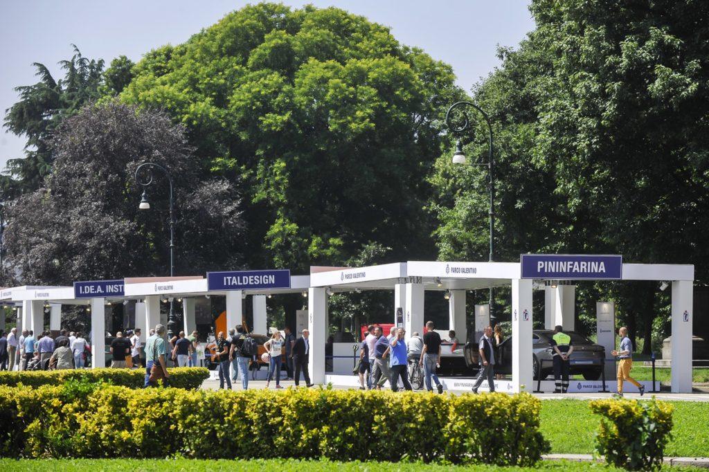 Salone auto Torino Parco Valentino
