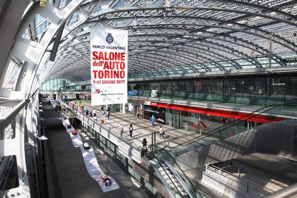 Salone auto Torino stazione PN