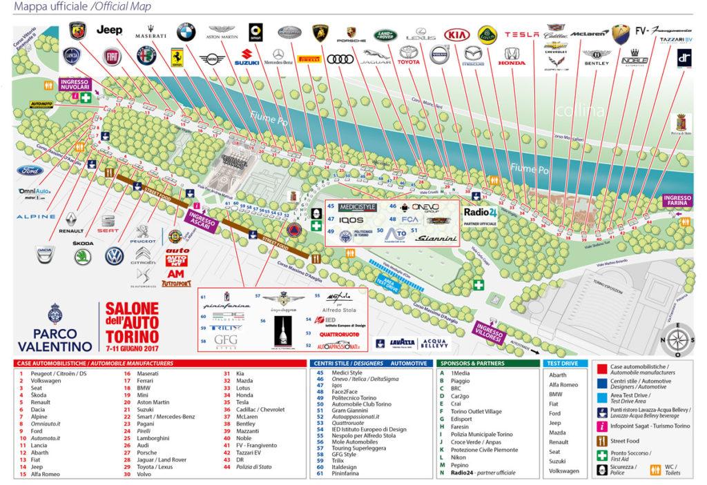 Salone auto mappa_eventi_Torino