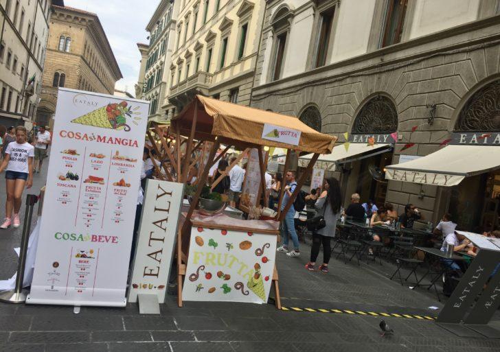 Luglio da Eataly con Ecce Italia e la Festa del Cibo di Strada 2.0