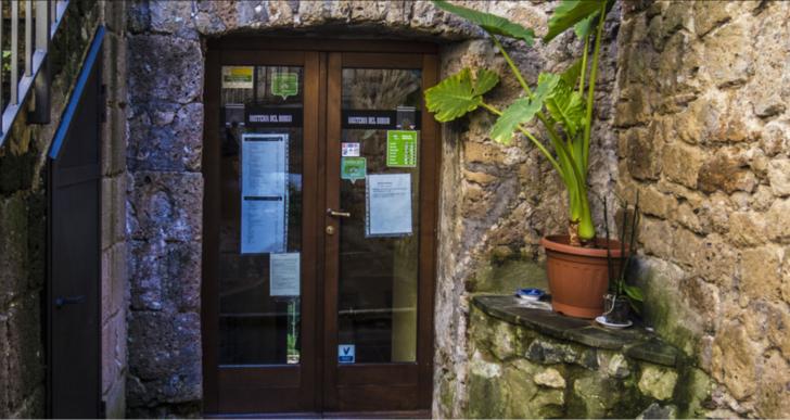 Hosteria del Borgo a Sorano dove tradizione fa rima con qualità