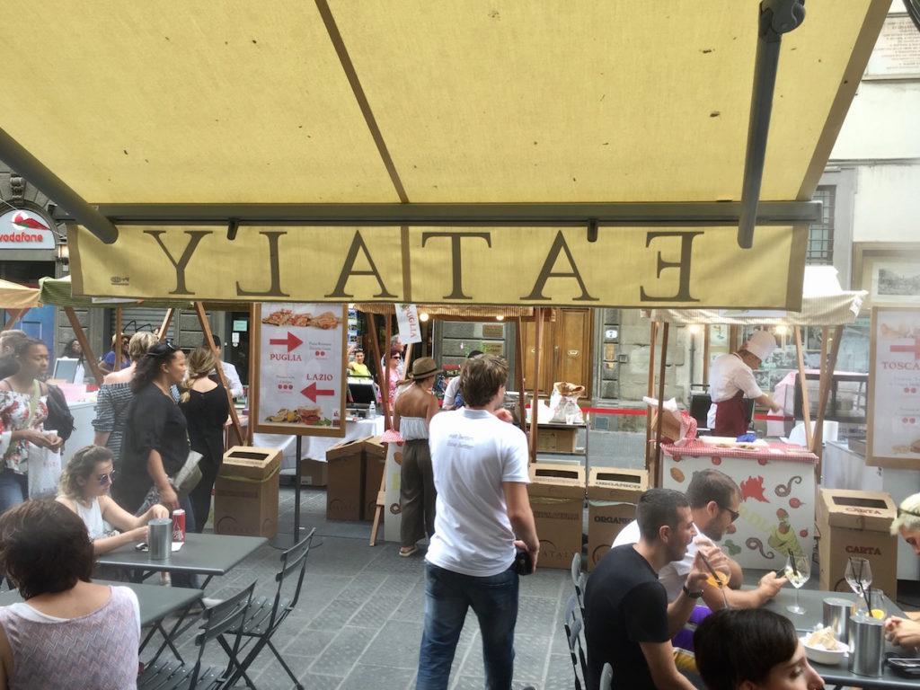 Street_food festival Eataly