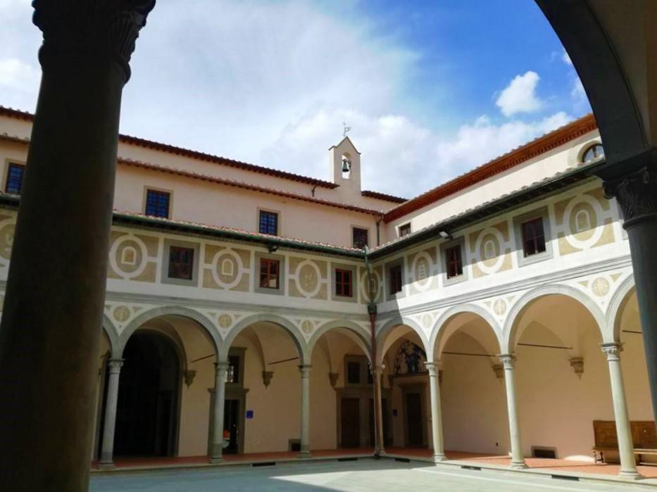 Museo Degli Innocenti Magnifico Esempio Di Architettura