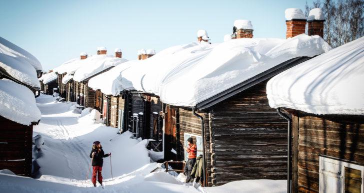 Ponte dell'Immacolata, Natale, Capodanno ed Epifania in Lapponia svedese