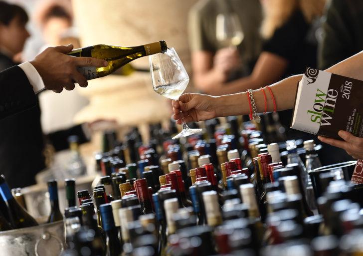 Slow Wine 2018, recensite 1947 cantine e degustati 24.000 vini