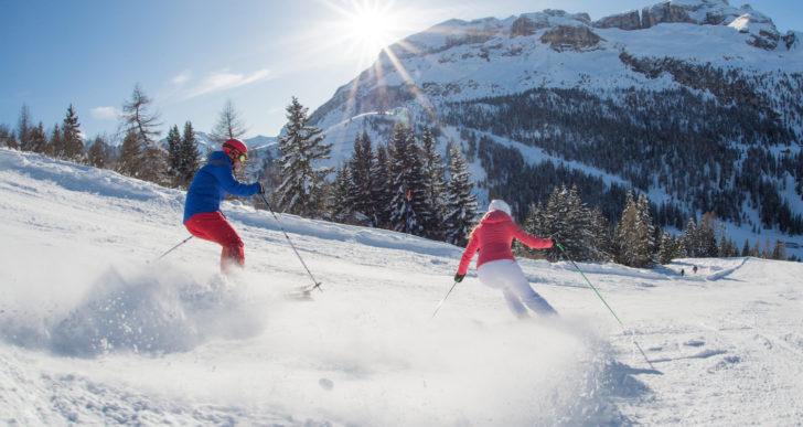 Dolomiti Superski stagione al via con 99 km di piste disponibili e 41 impianti aperti