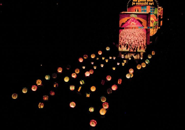 Carnevale di Basilea patrimonio culturale immateriale dell'umanità dell'UNESCO