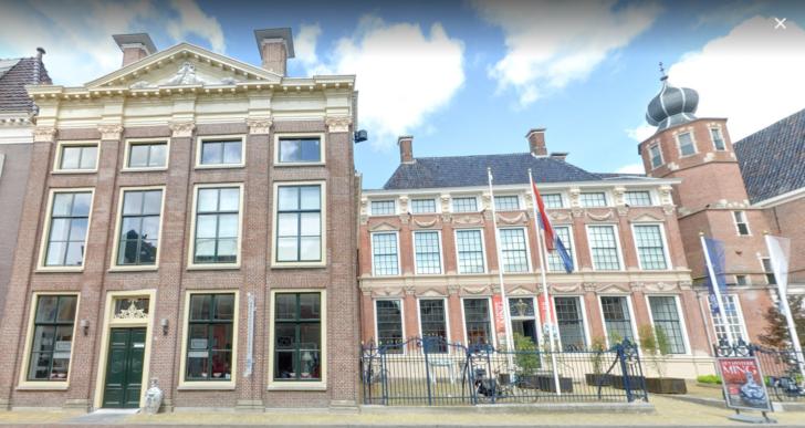 Leeuwarden, nei Paesi Bassi, Città europea della Cultura 2018
