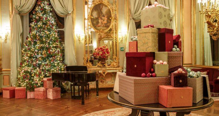 Natale e Capodanno a Villa Cora