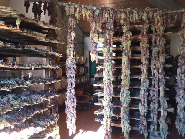 Vinsanto Marini, conto alla rovescia per l'assaggio del vino dei caratelli