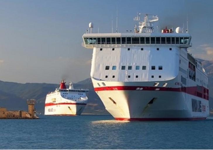 Estate 2018, nuovo collegamento a Corfù della Grimaldi Lines