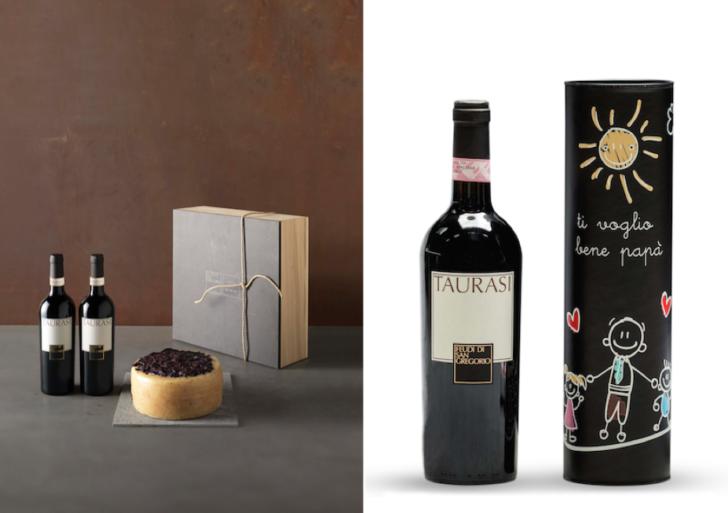 Feudi di San Gregorio Taurasi 2012 – il fascino dell'Aglianico irpino per un regalo gourmet