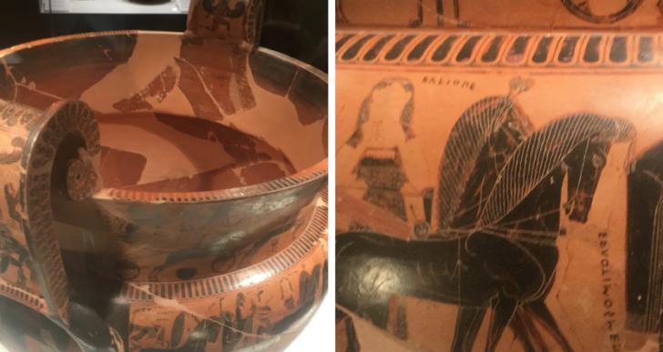 Museo Archeologico di Firenze: nuova sala per il Vaso François