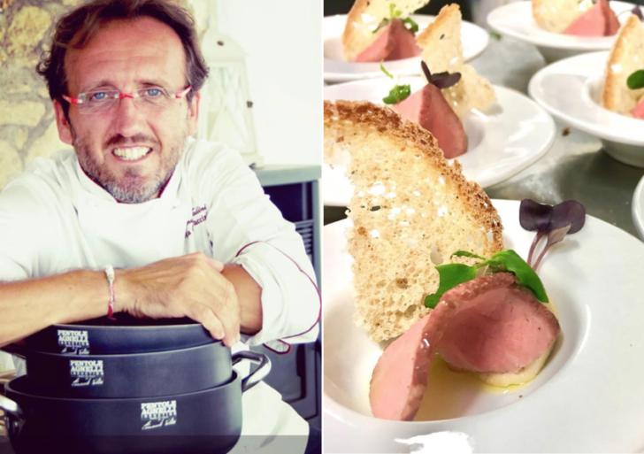 Allo chef Emanuele Vallini il Premio Bibbona – una passione innata per la cucina