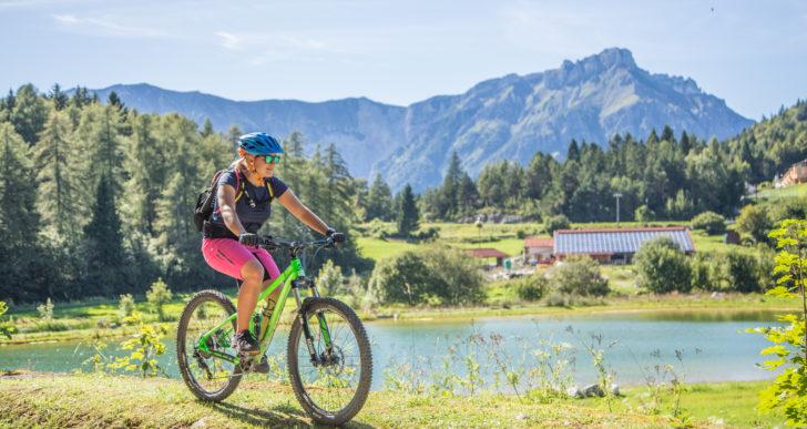 In bike sull'Alpe Cimbra Folgaria Lavarone Lusérn