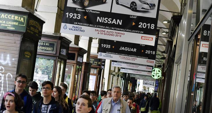Salone dell'Auto di Torino, tutte le novità al Parco Valentino