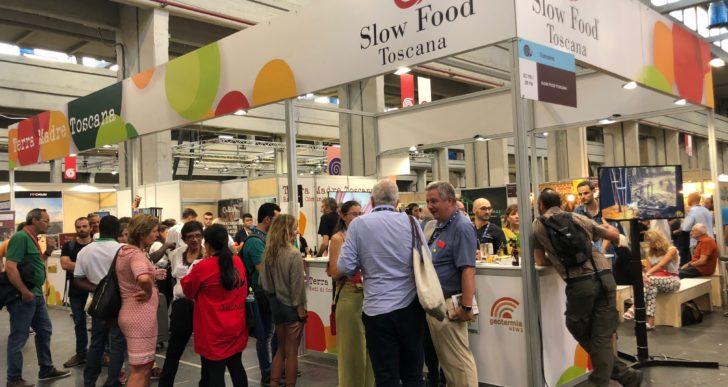 Terra Madre Salone del Gusto 2018, la Toscana piace e si conferma regione più interessante