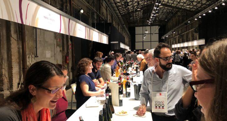 Vinoè 2018 si chiude con un incremento del 30% di wine lover