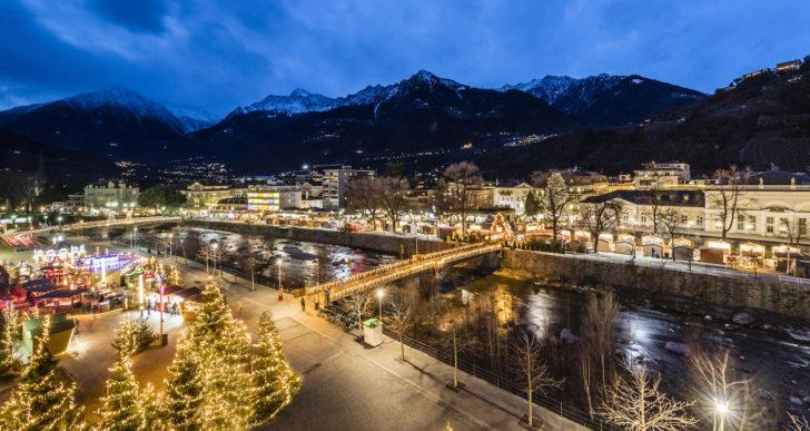 A Merano Mercatini di Natale e grandi appuntamenti per le festività