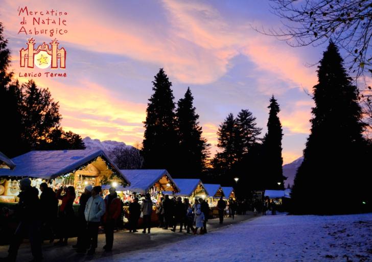 Natale in Valsugana e Lagorai con mercatini e visita al secolare Parco Asburgico