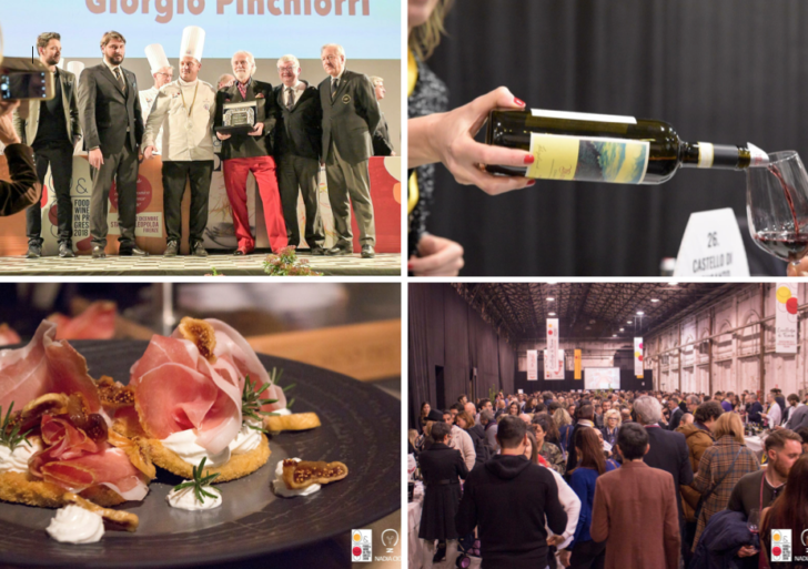 Diario di un Sommelier: Emozione Toscana a Food&Wine in Progress