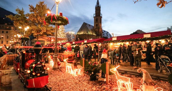 Bolzano si accende con i sapori e i profumi dei Mercatini di Natale